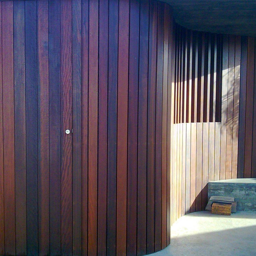 Detalhes em madeira